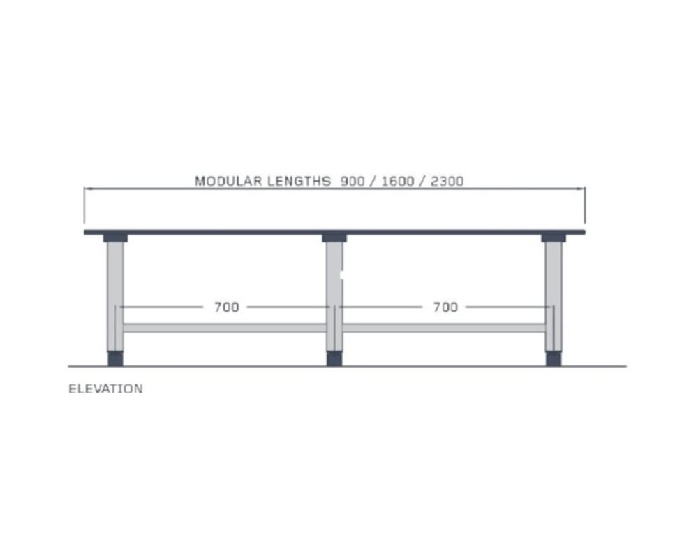 freestanding bench dims 2