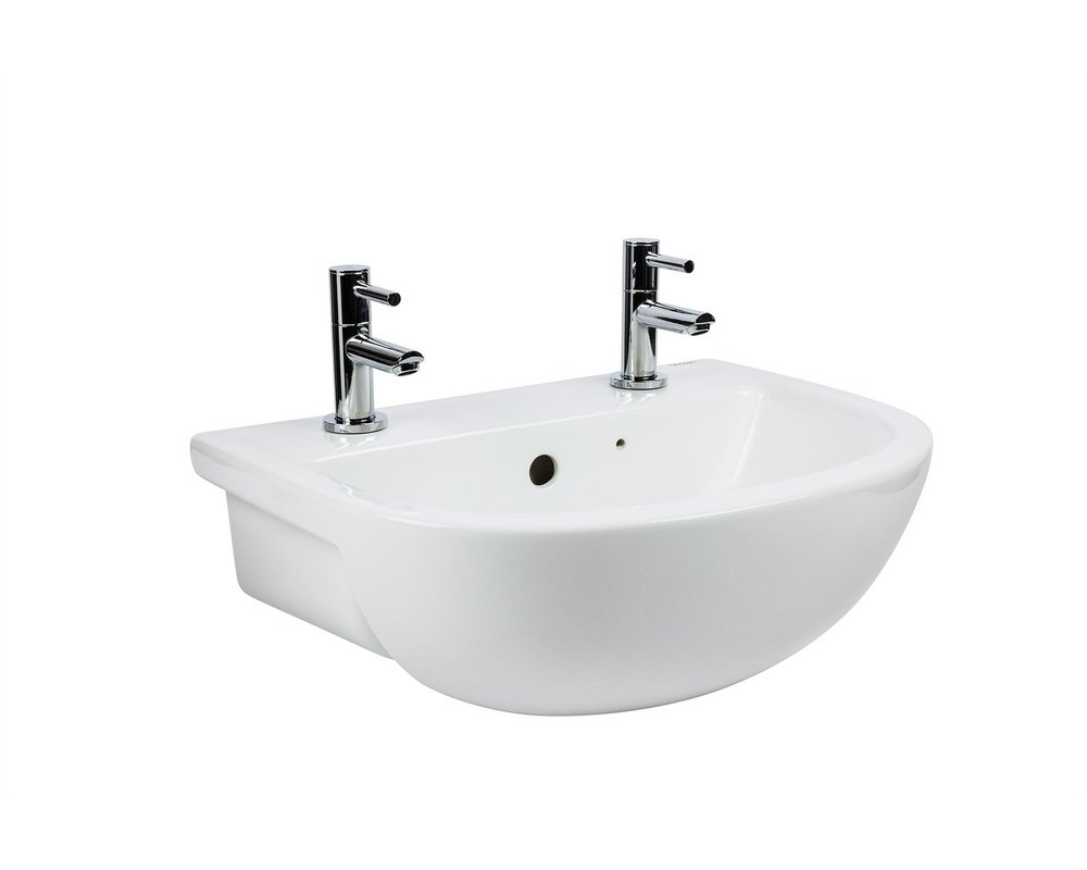 Chartham Semi Recessed Basin 4502 TH