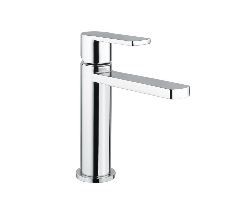 Hartley Mono Basin Mixer Tap Chrome