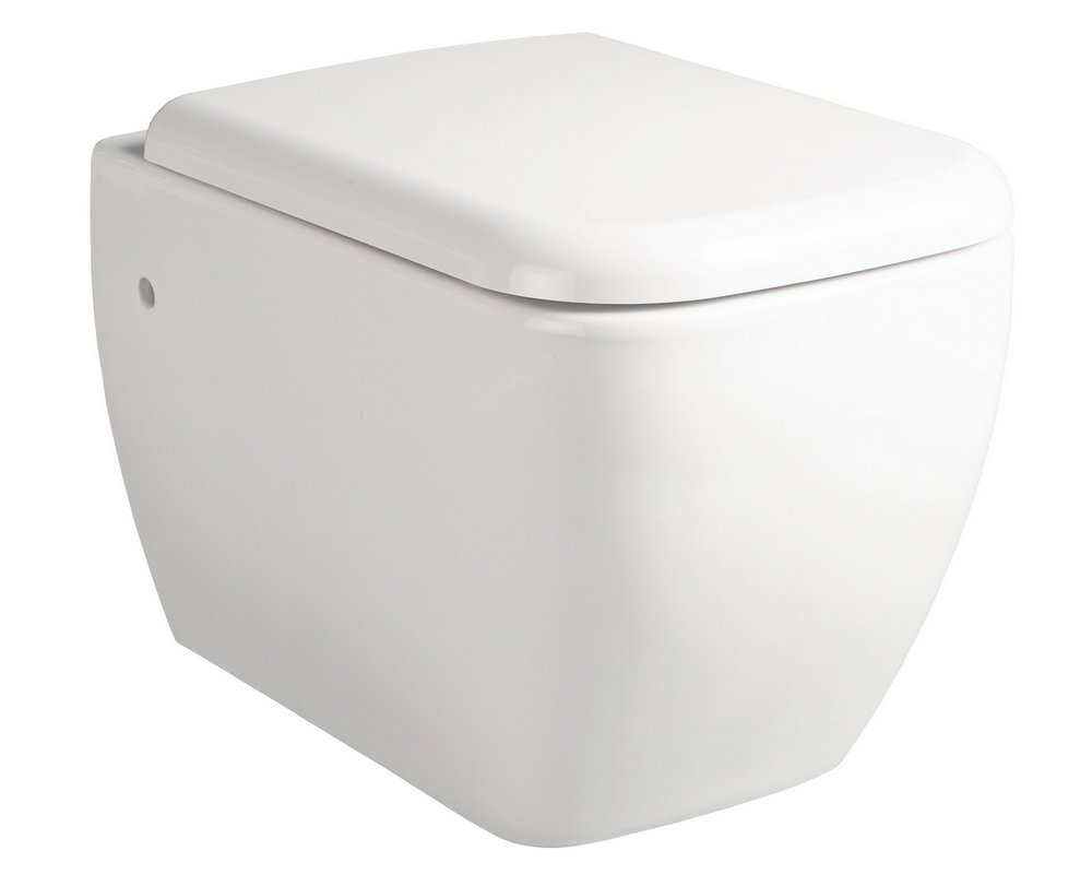 Marden Wall Mounted WC on white background