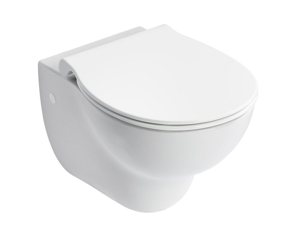Contour 21+ Rimless Wall Hung WC