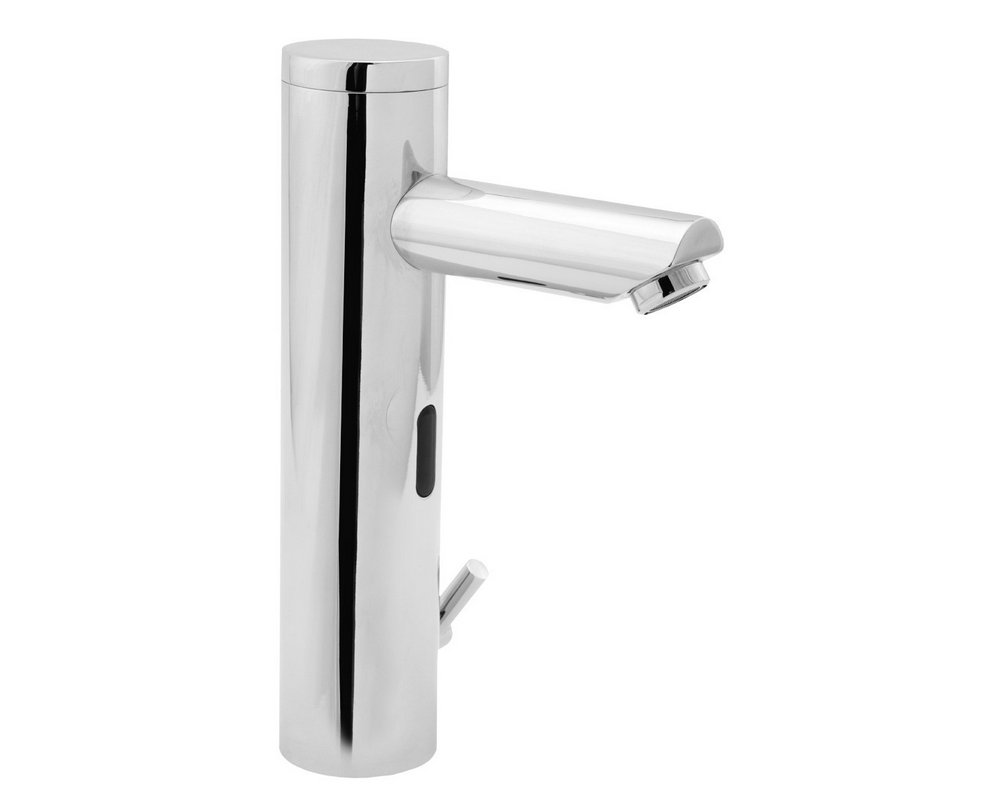 Deva Deck Mounted Temperature Adjustable Sensor Tap