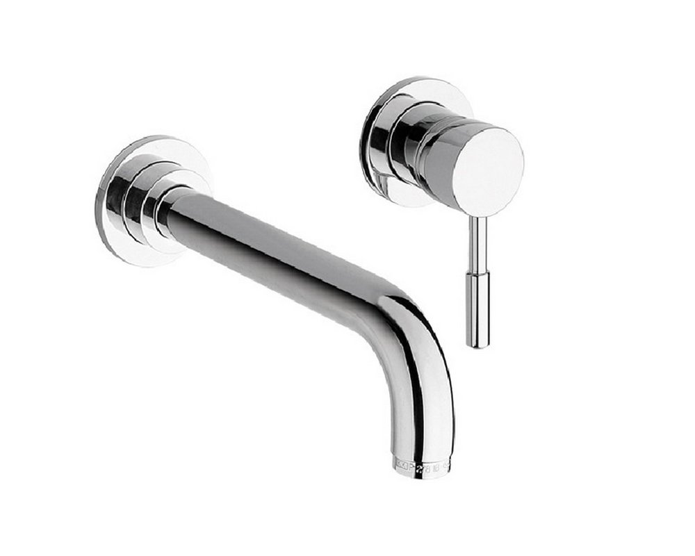 Lever operated Vision Wall Mounted Basin Mixer Tap