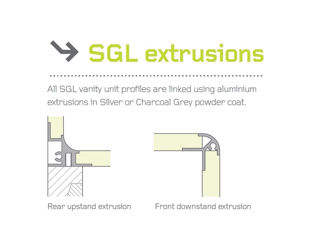 Solid Grade Laminate (SGL) extrusions