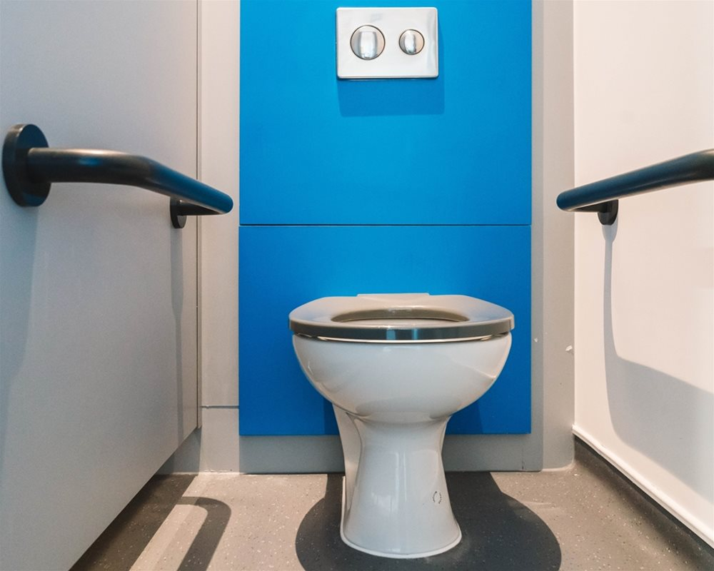 Bushboard Washrooms | Profiles Kids school toilet cubicles