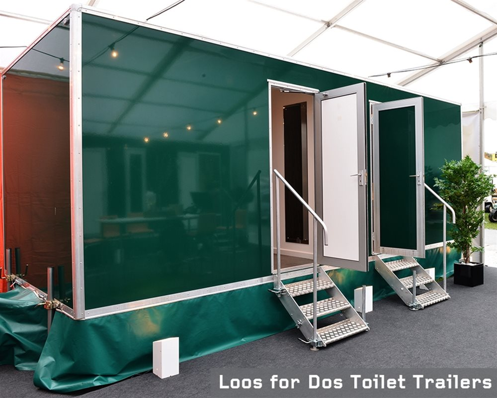 Loos for Doos Trailer