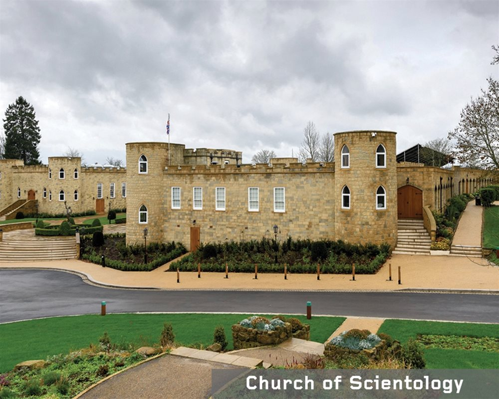 Church of Scientology Building